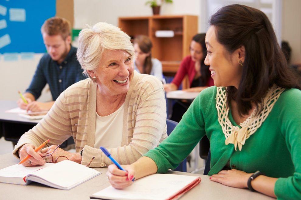 Studiern im Alter