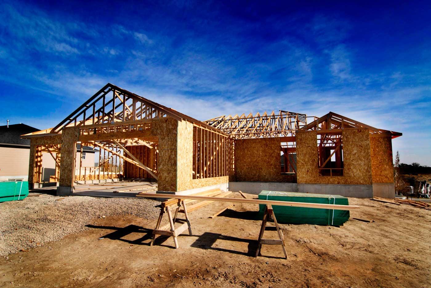 Haus neubauen altes Haus verkaufen