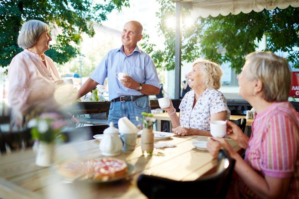 So geht altersgerechtes Wohnen: Teil 2 – Senioren-WG