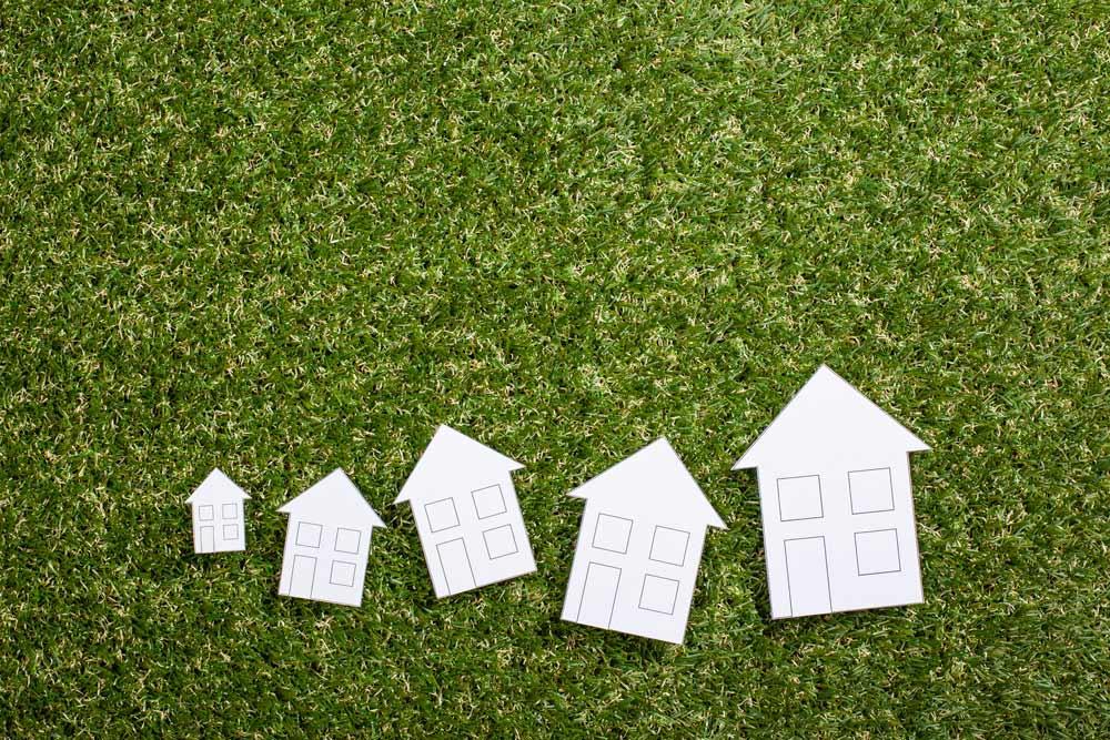 Größeres Haus oder doch lieber Anbau?