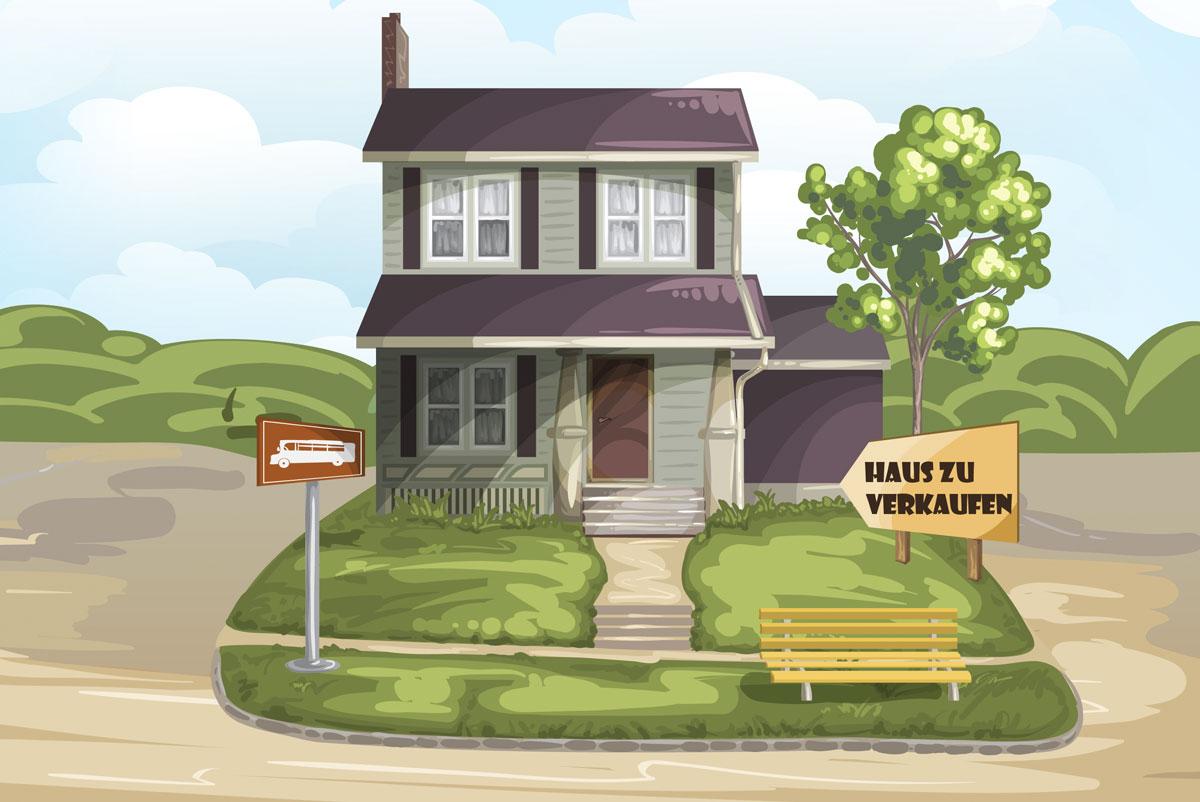 Flyer, Plakate und Co.: Warum Sie beim Immobilienverkauf nicht nur auf Immobilienportale setzen sollten