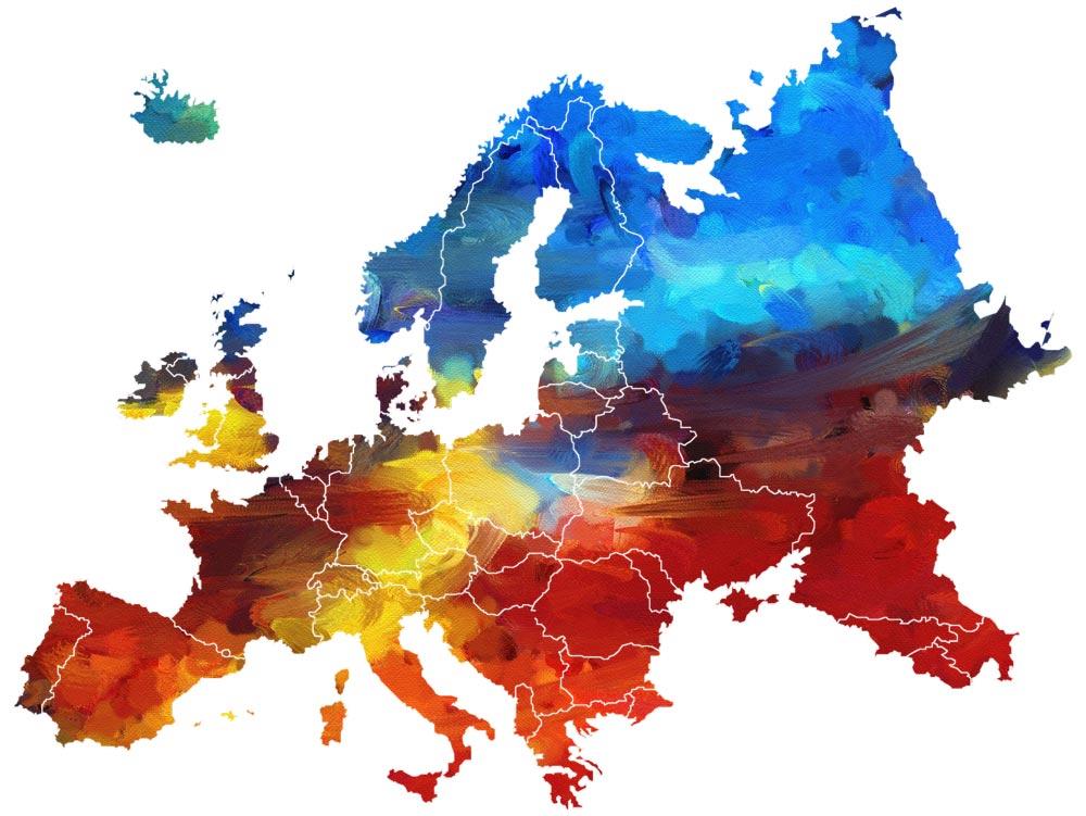 Steigende Immobilienpreise in Europa: Österreich nur im Mittelfeld