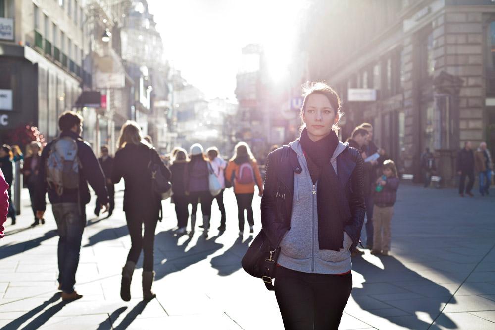 Das junge Österreich liebt die Stadt