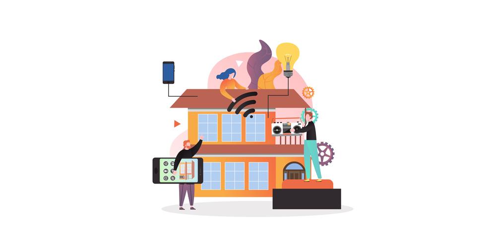 Alles ums Haus in einer App
