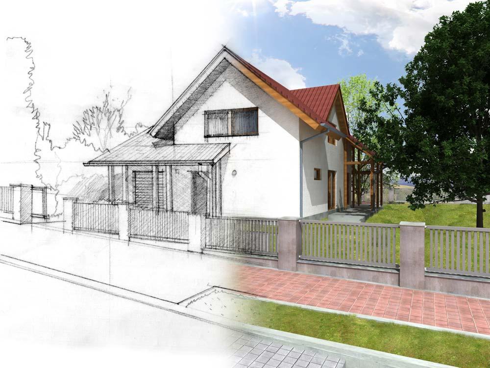 Haus bauen oder kaufen?