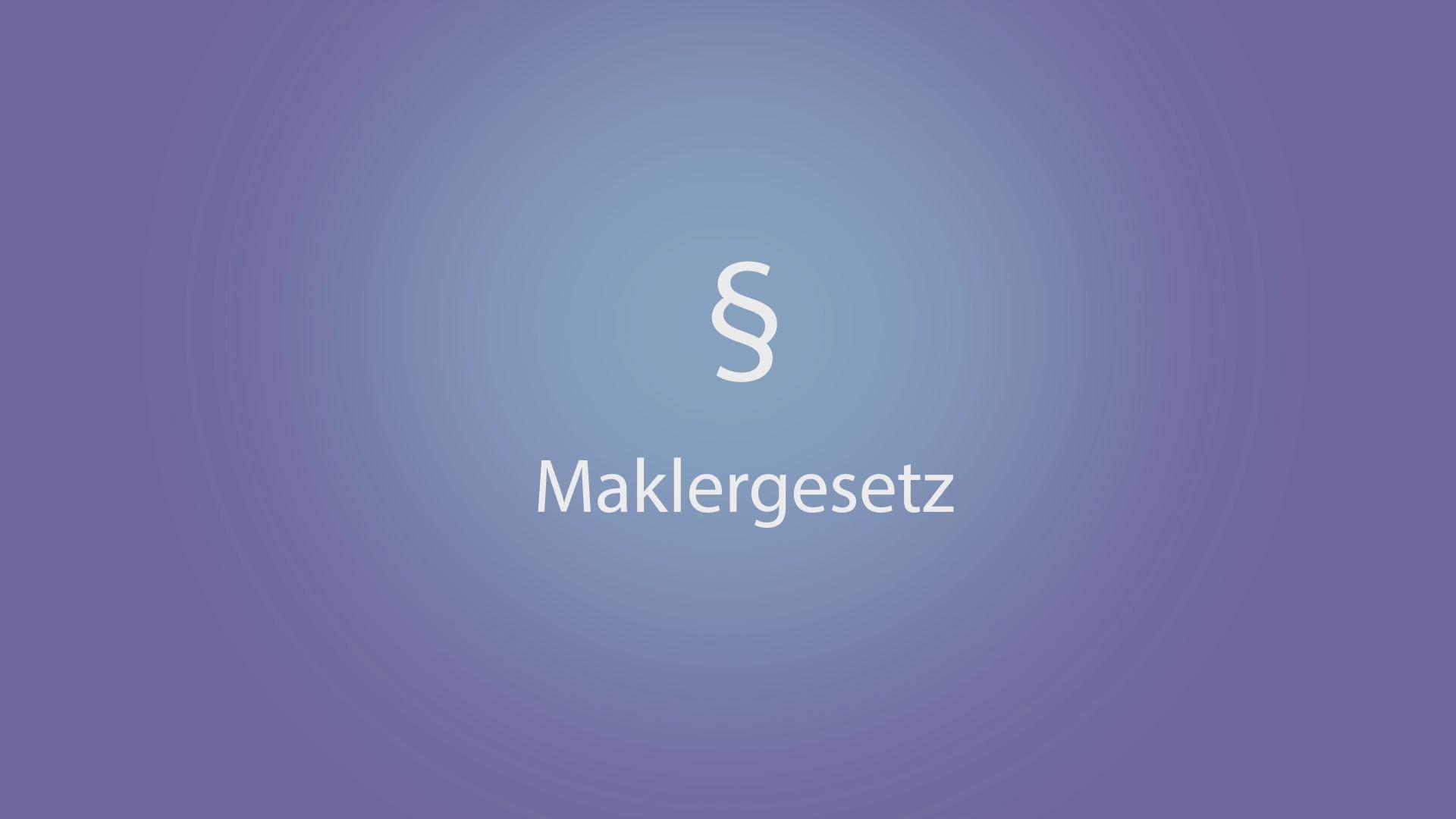 Video: Welche Vorteile bringt das neue Maklergesetz für Verkäufer mit sich?