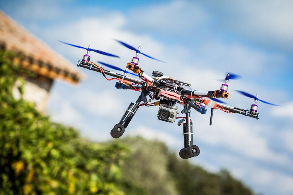 Drohnenvideos: Ihr Mehrwert bei der Immobilienvermarktung