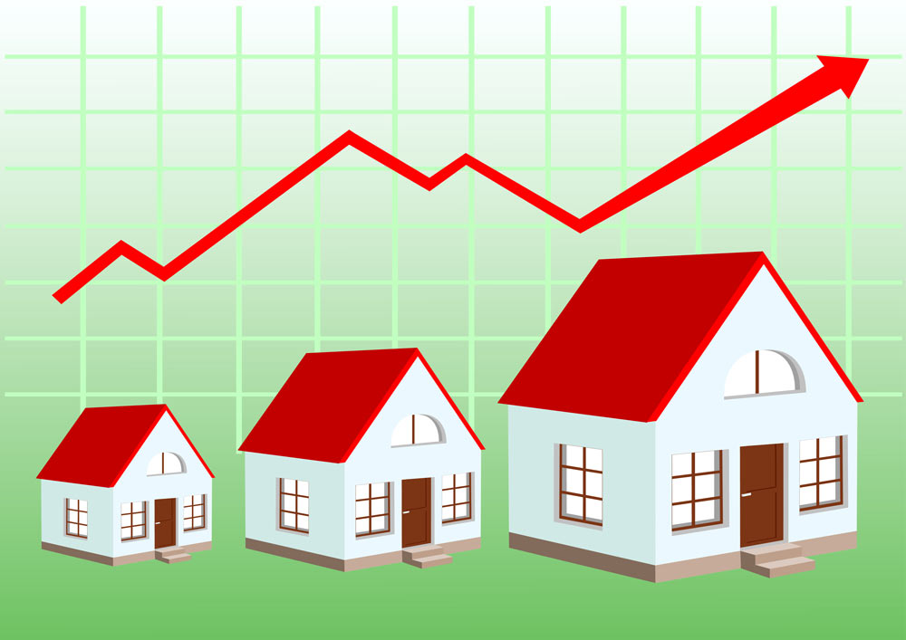 Wie lang steigen die Immobilienpreise noch?