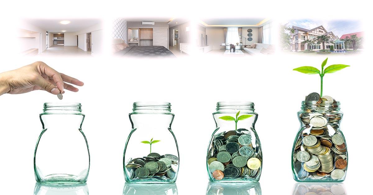 Wie kann der Wert einer Immobilie gesteigert werden?